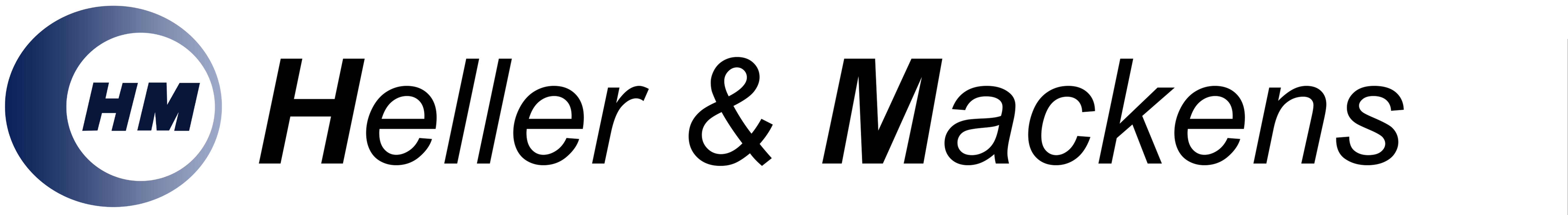Heller-Mackens Logo